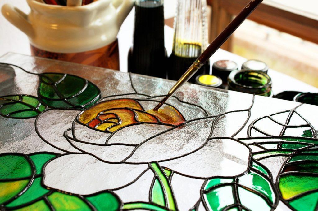 glass-раскраска Мой Список РАдости